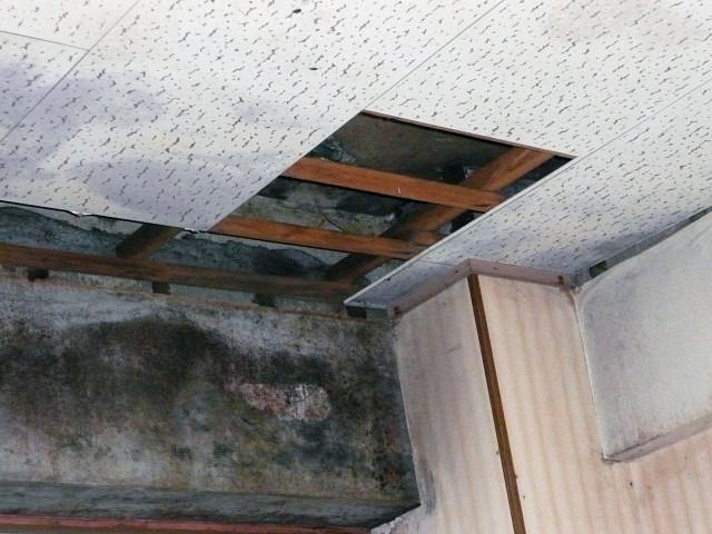 外壁・屋根の劣化が雨漏りの原因に!